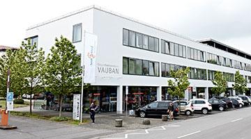 Gesundheitszentrum Vauban